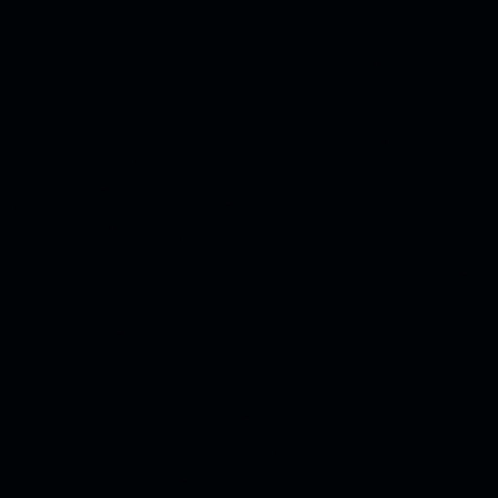 Colorvision ebony black - obkládačka 19,7x19,7 černá lesklá