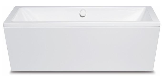 Kaldewei Conoduo - ocelová vana obdélníková 180 x 80 cm s panelem 733-7