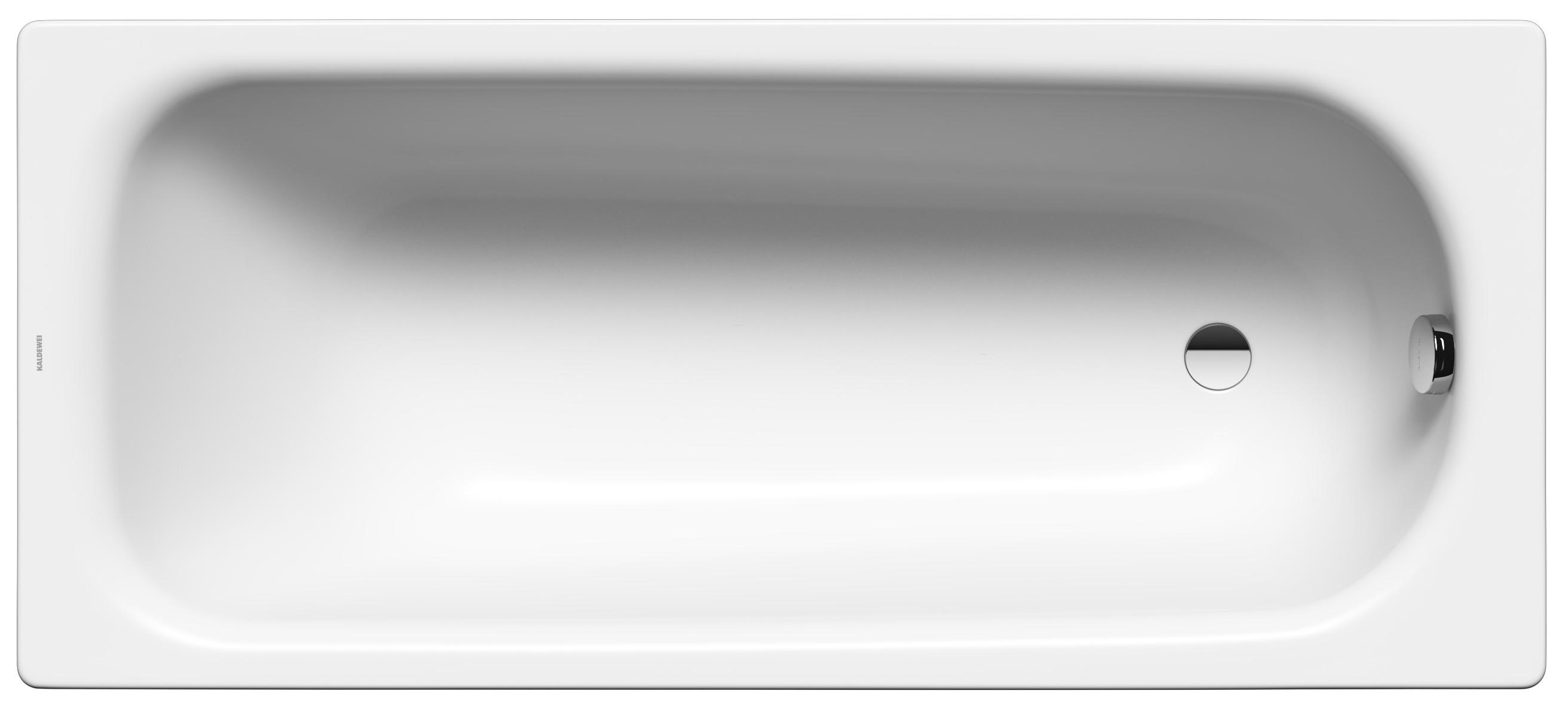 Kaldewei Saniform Plus - ocelová vana obdélníková 180 x 80 cm 375-1