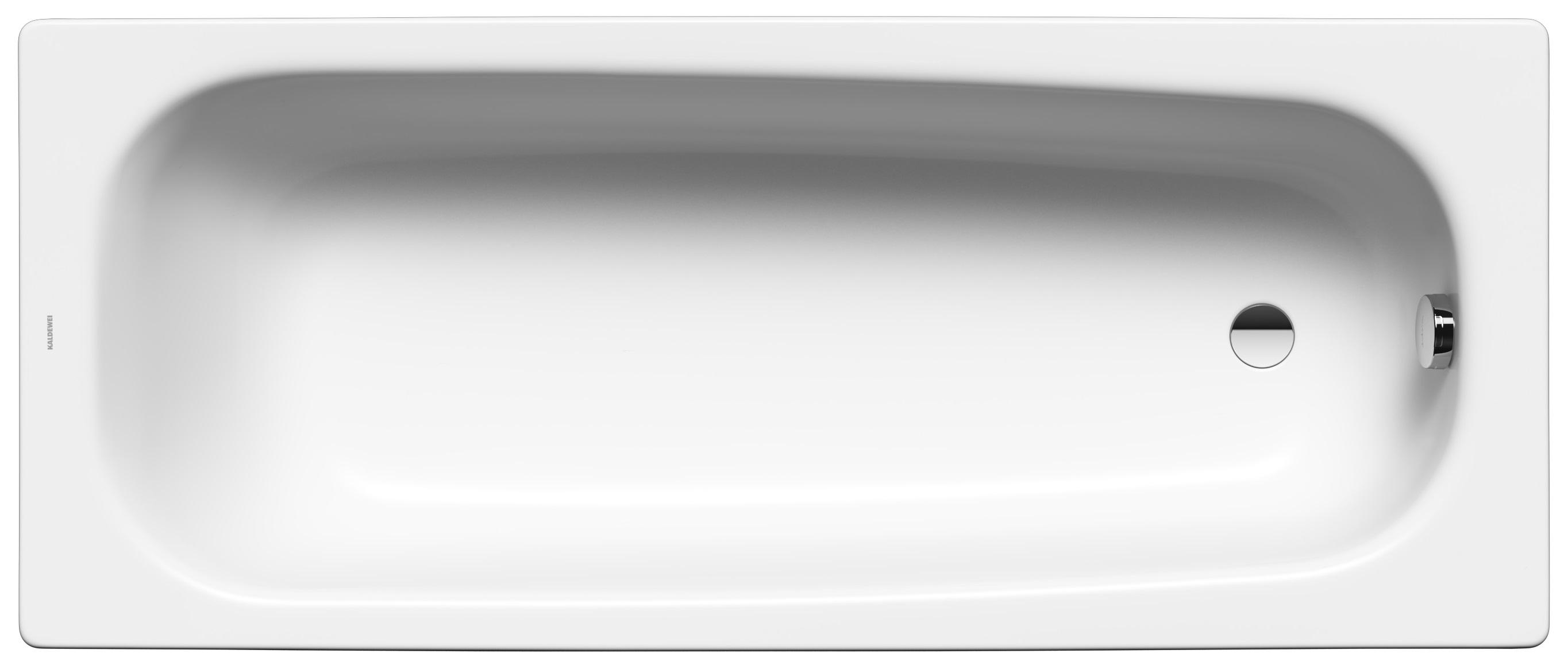 Kaldewei Saniform Medium - ocelová vana obdélníková 170 x 70 cm 245
