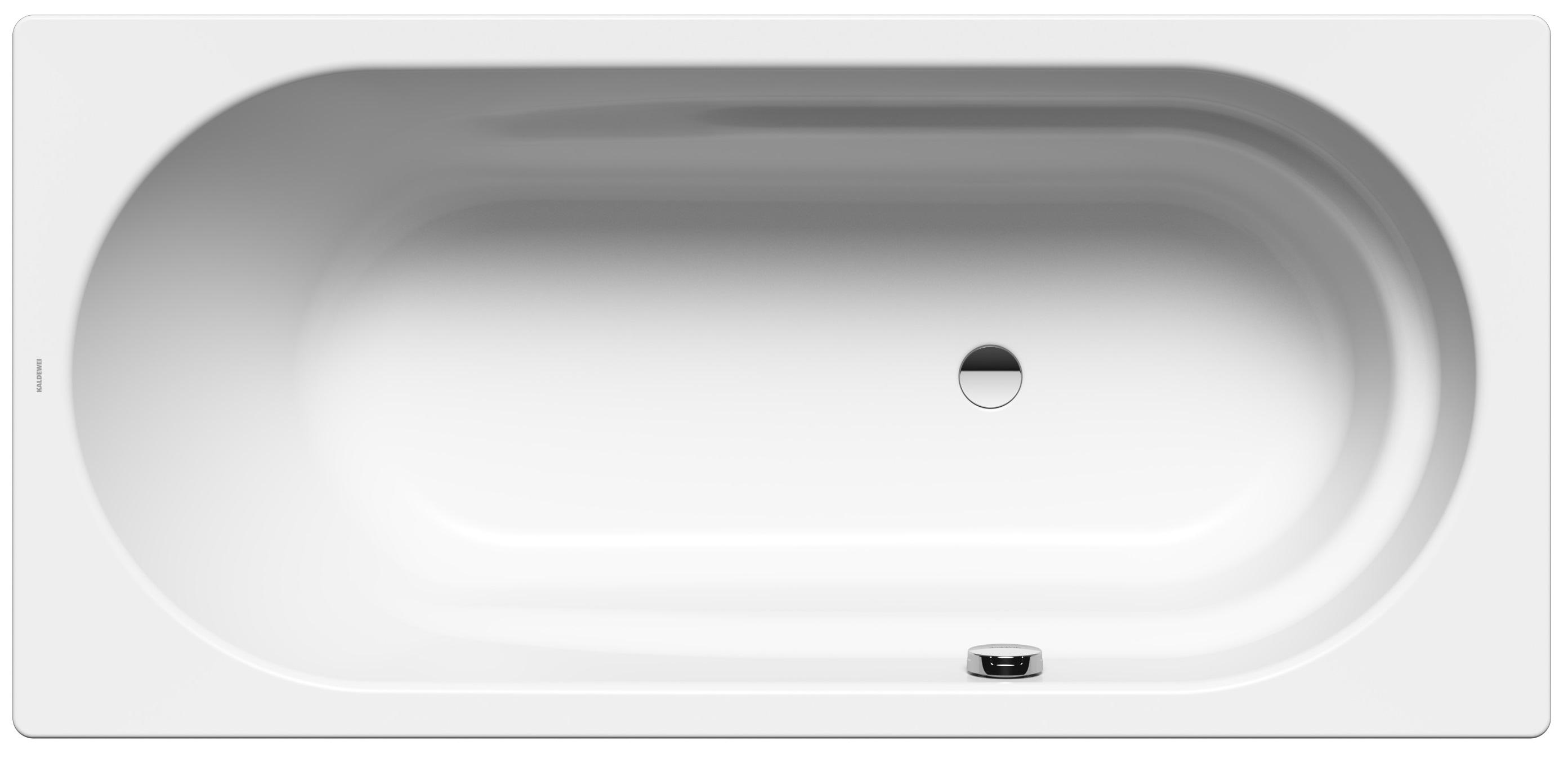 Kaldewei Vaio - ocelová vana obdélníková 170 x 80 cm, přepad vpravo 960