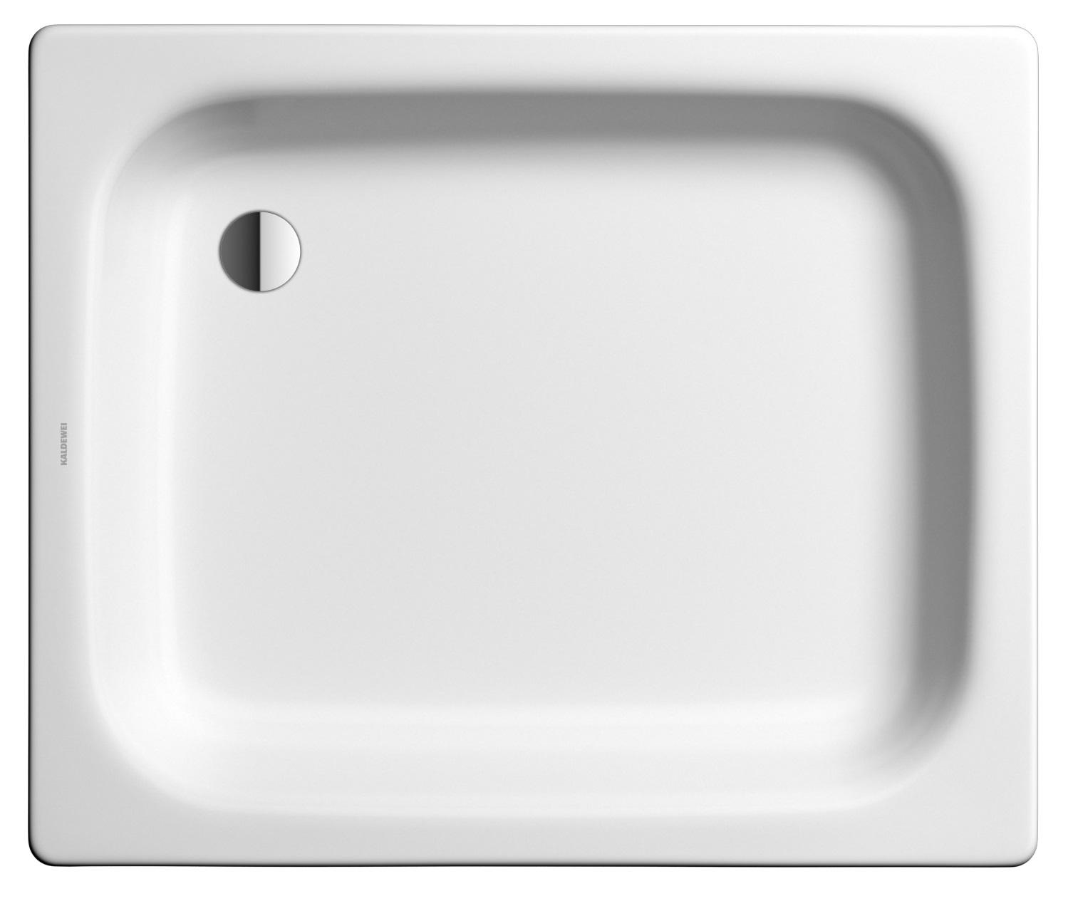 Kaldewei Sanidusch 140 - ocelová sprchová vanička obdélníková 70 x 90 x 14 cm 539
