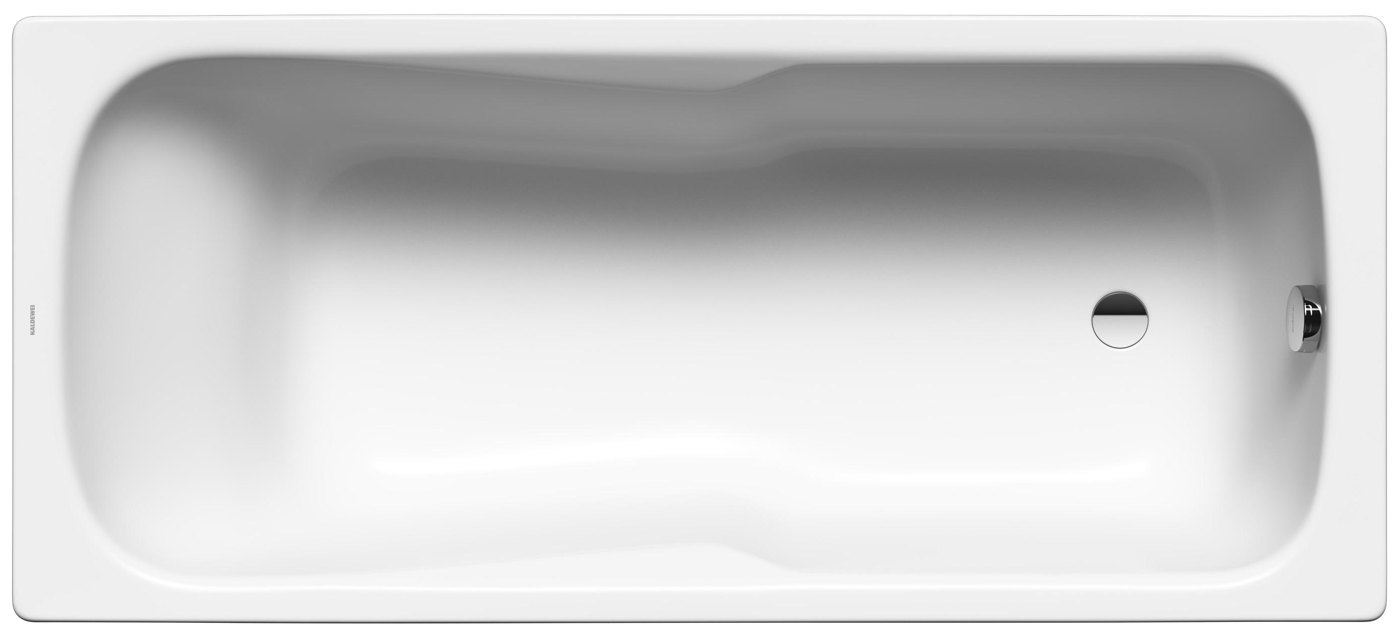 Kaldewei Dyna Set - ocelová vana obdélníková 170 x 75 cm 620