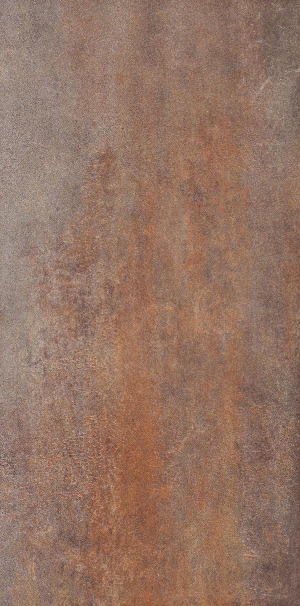 Steel brown - dlaždice 29,7x59,8 hnědá