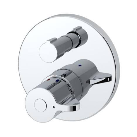 Ideal Standard CeraPlus - sprchová termostatická podomítková baterie, vrchní sada A5504AA