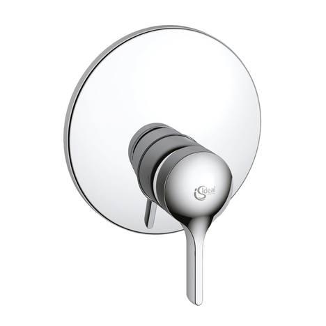 Ideal Standard Melange - sprchová podomítková baterie, vrchní sada A4719AA