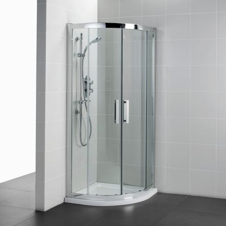 Ideal Standard Synergy - sprchový kout čtvrtkruhový 90 x 90 cm L6383EO