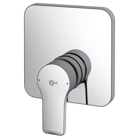 Ideal Standard Attitude - sprchová podomítková baterie, vrchní sada A4757AA