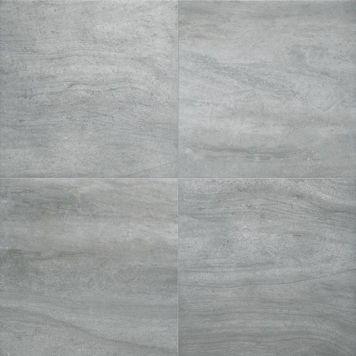 Argento Rettificato - dlaždice rektifikovaná 44,3x88,7 šedá