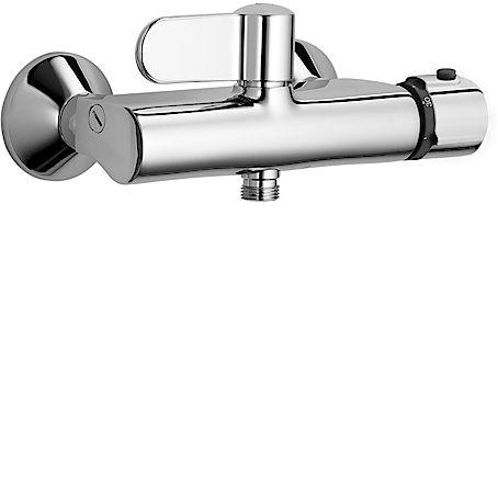Hansa Hansatempra - Nástěnná termostatická sprchová baterie 08240202