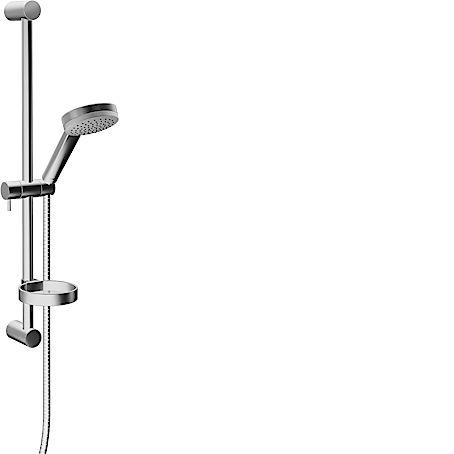 Hansa Hansaviva - Nástěnná tyč 600 mm, ruční sprcha 1polohová 44160110
