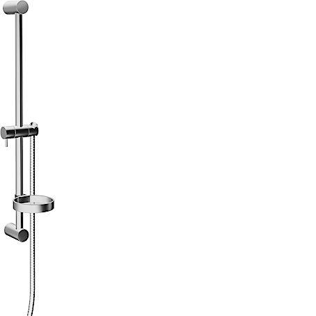 Hansa Hansaviva - Nástěnná tyč 600 mm, hadice 44140100