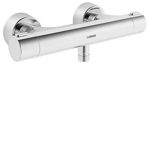 Hansa Hansaprisma - Nástěnná termostatická sprchová baterie 58080101