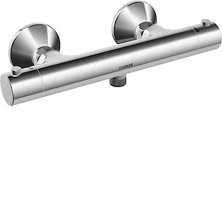 Hansa Hansaunita - Nástěnná termostatická sprchová baterie 58130101