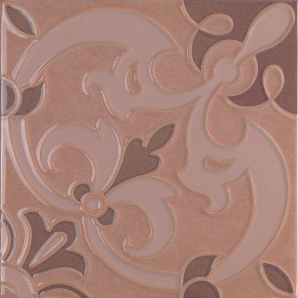 Mediterraneo Decor Amatista - obkládačka 20x20 růžová