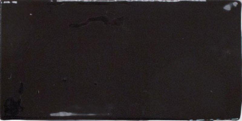 Masia Negro Mate - obkládačka 7,5x15 černá matná
