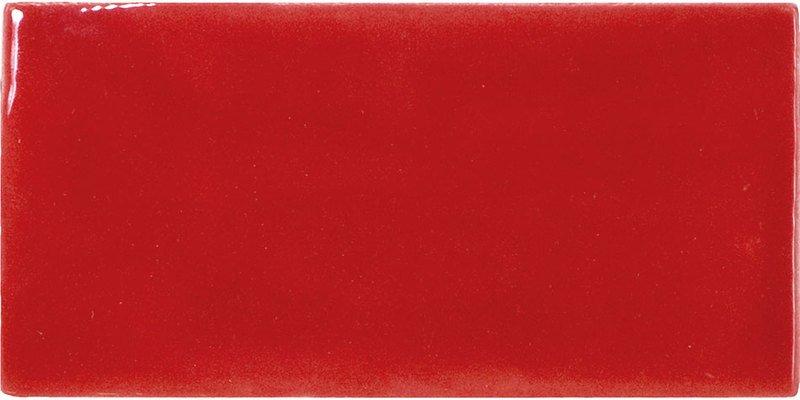 Masia Rosso - obkládačka 7,5x15 červená