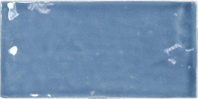 Masia Blue - obkládačka 7,5x15 modrá