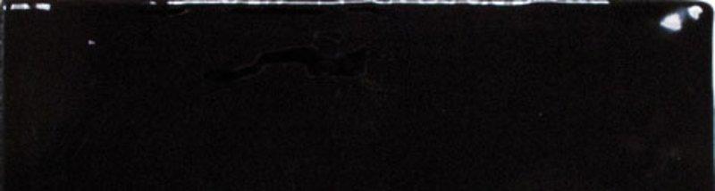 Masia Negro - obkládačka 7,5x30 černá lesklá