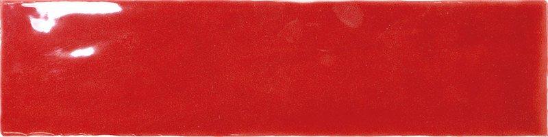 Masia Rosso - obkládačka 7,5x30 červená