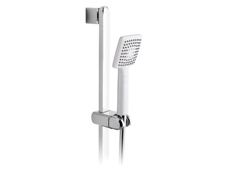 Vado Enigma - ruční sprcha s posuvnou tyčí ENI-MFSRK/SQ-W/C