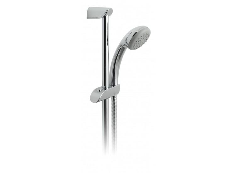 Vado Ruční sprcha jednopolohová s posuvnou tyčí WG-AKIT600-C/P