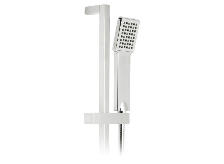 Vado Ruční sprcha jednopolohová s posuvnou tyčí WG-V2KIT-C/P