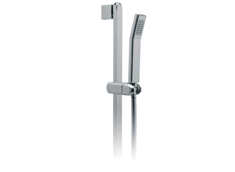 Vado Life - ruční sprcha jednopolohová s posuvnou tyčí LIF-SFSRK/90-C/P