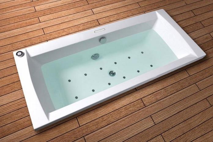 Santech Masážní systém Relaxa 300 - relaxační masáž, perličková koupel RELAXA 300
