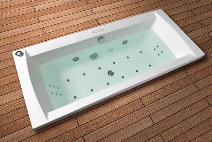 Santech Masážní systém Fitnes 300 - hydromasáž, relaxační masáž, perličková koupel Fitnes 300