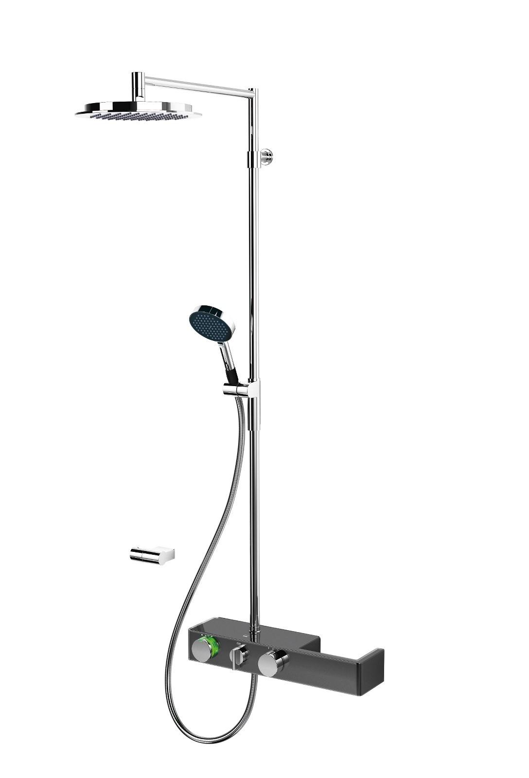 Oras Eterna - sprchová termostatická baterie, hlavová sprcha 6392U-15