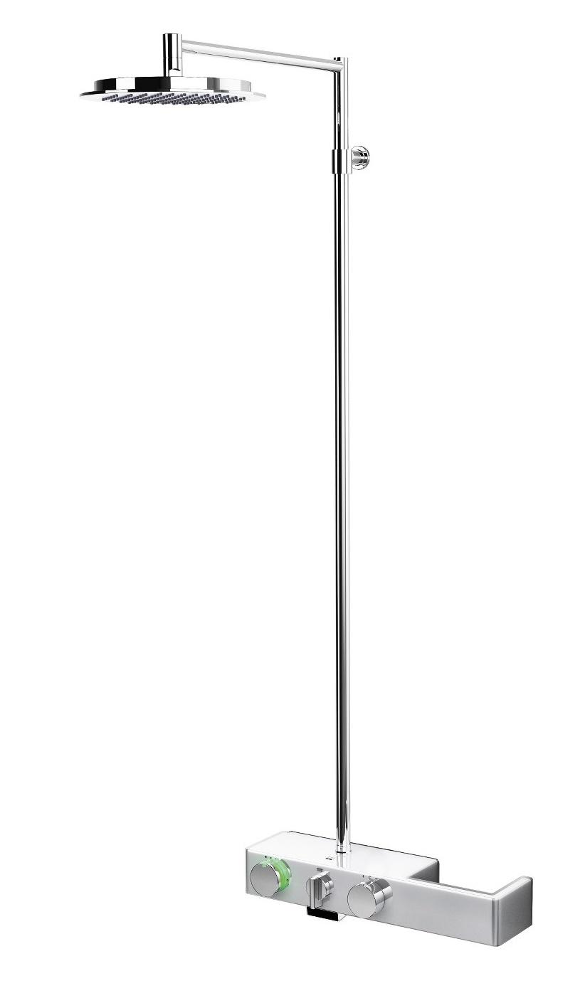 Oras Eterna - sprchová termostatická baterie, hlavová sprcha 6391U-11