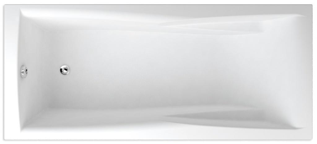 Teiko Columba - obdélníková vana 160 x 70 cm Columba 160x70