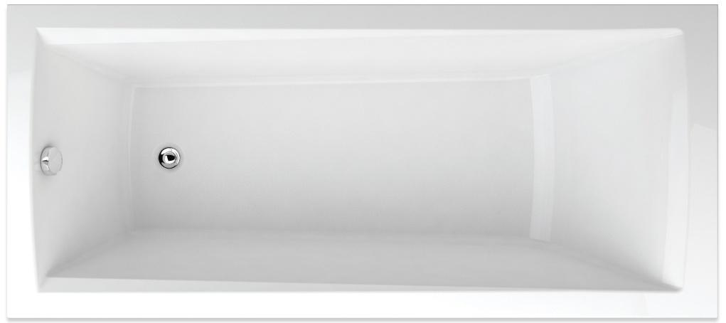 Teiko Trend - obdélníková vana 140 x 70 cm Trend 140