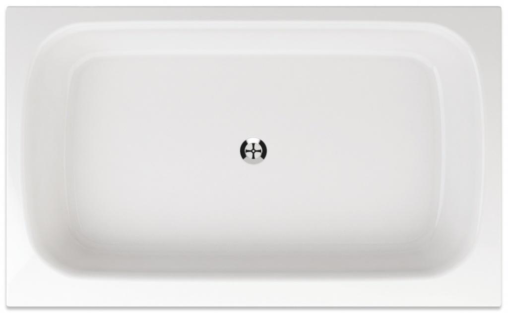 Vanička do sprchového koutu 90x100