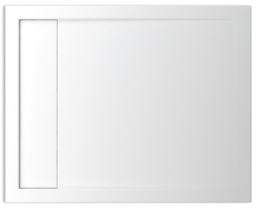 Teiko Hercules - sprchová vanička obdélníková 140 x 90 x 3,5 cm akrylátová Hercules 140x90