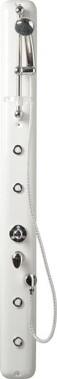 Teiko Paros Eco - sprchový panel s pákovou baterií Paros Eco