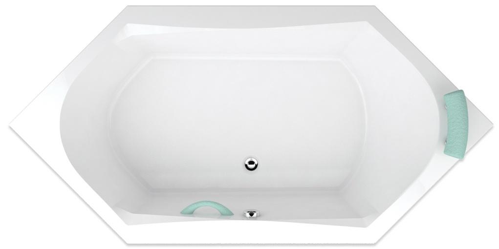 Teiko Norma 200x100 - masážní systém Easy (vodní masáž) EASY - Norma