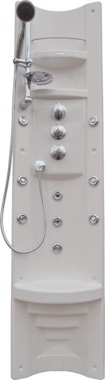 Teiko Pamo Therm - sprchový panel s termostatickou baterií Pamo Therm