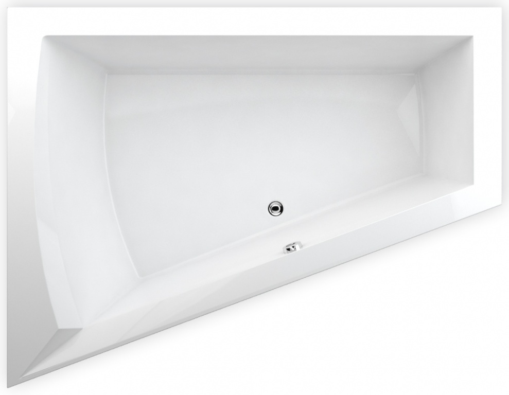 Teiko Galia 175x135 P/L - masážní systém Easy STL (vodní masáž) EASY STL - Galia P/L
