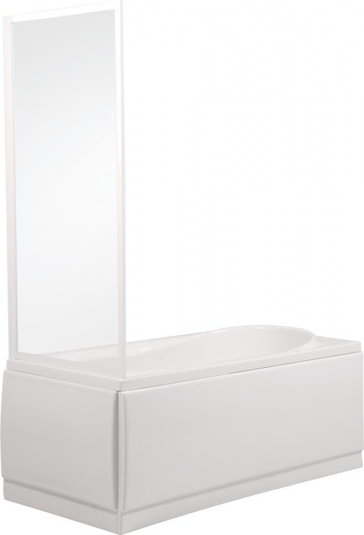 Teiko BSVP 90 - boční stěna vanová 90x135 cm, plast pearl BSVP 90 P