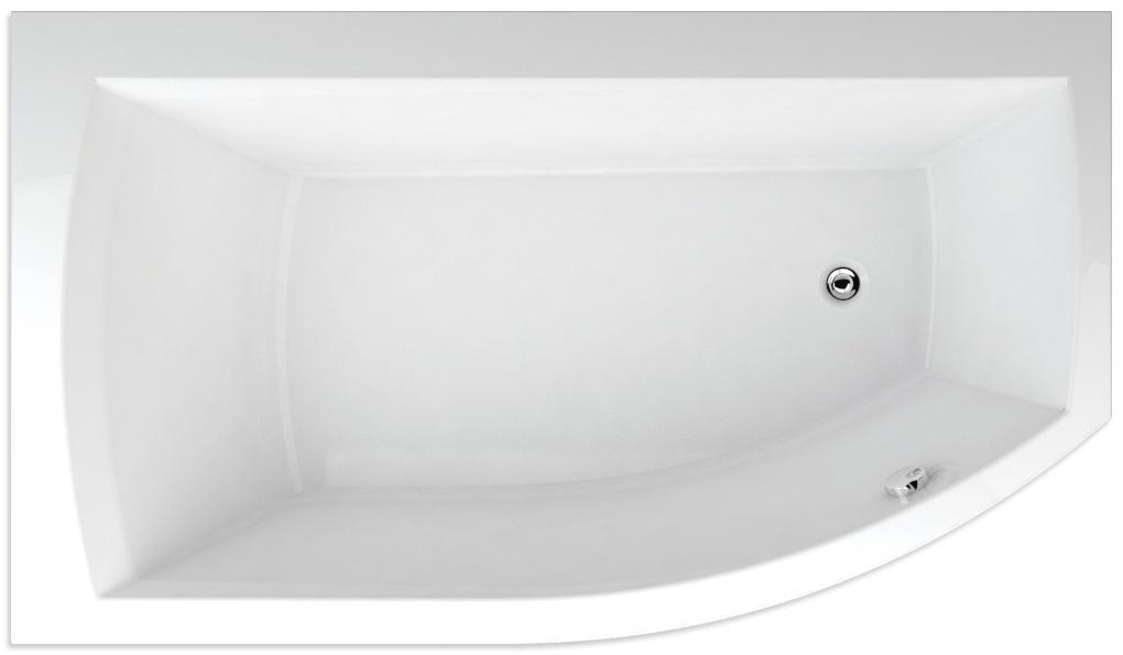 Teiko Thera New 170x98 P/L - masážní systém Duo (vodní a vzduchová masáž) DUO - Thera New 170 P/L