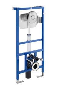 Jika Podomítkový modul pro závěsné WC, se samonosným rámem, pro tlakovou vodu H8936440000001