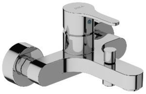 Jika Mio-N - vanová nástěnná páková baterie se sprchovou sadou H3211V70041311