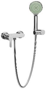 Jika Mio-N - sprchová nástěnná páková baterie se sprchovou sadou H3311V70041311