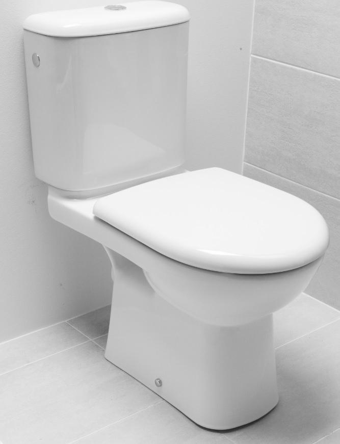 Jika Olymp - kombiklozet, hluboké splachování, odpad svislý, napouštění spodní, bez sedátka H8226170002421