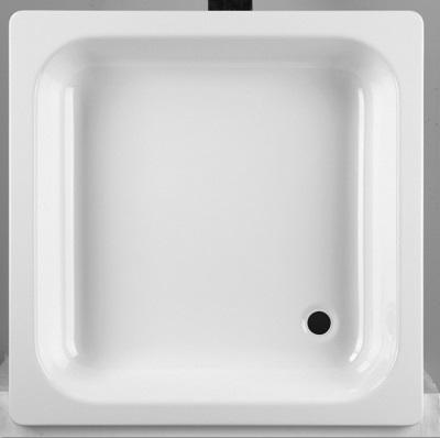 Jika Sofia - vanička ocelová čtvercová 70x70 cm H2140700000001