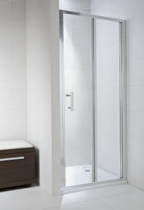 Jika Cubito Pure - sprchové dveře zlamovací 90 cm, sklo Arctic H2552420026661