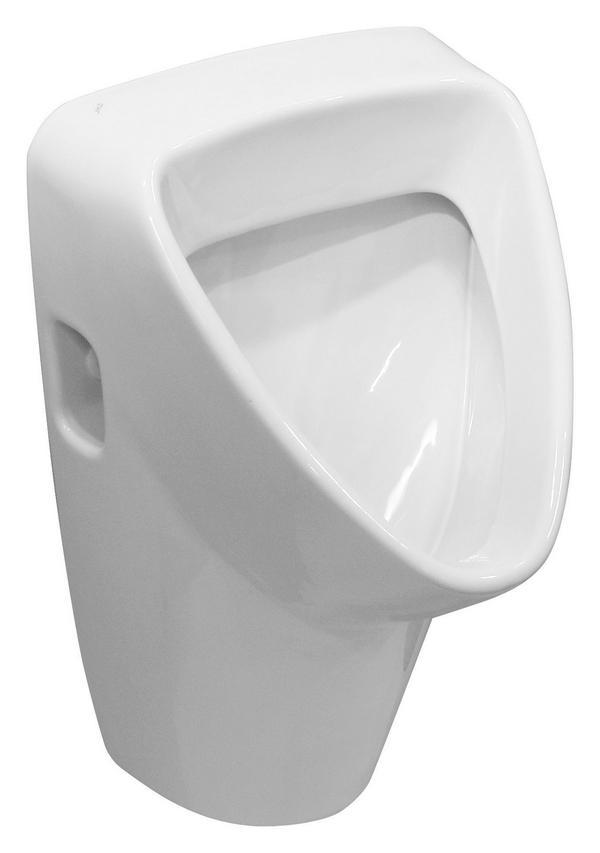 Livo antivandal - odsávací urinál s radarovým senzorem, bateriové napájení