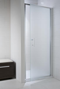 Jika Cubito Pure - sprchové dveře jednokřídlé 100 cm, sklo Arctic H2542430026661